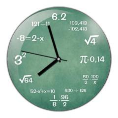 Matematik Saat